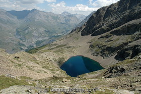 lac de Puy Vachier (2384m)- Htes Alpes- France